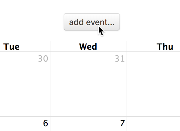 Event Model - Docs   FullCalendar