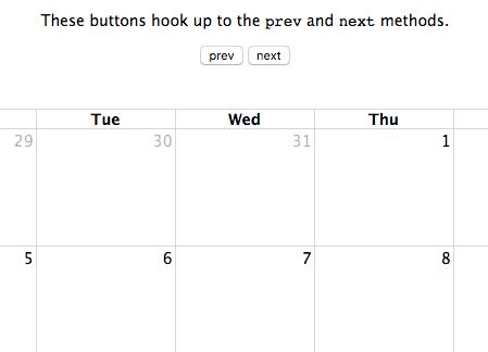 Date Navigation - Docs | FullCalendar