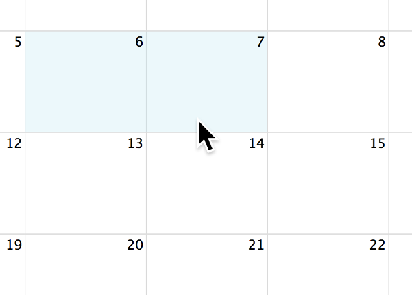 Date Clicking & Selecting - Docs | FullCalendar